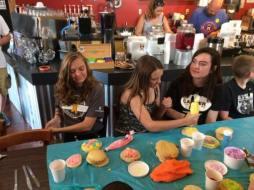 Sammy at cookie